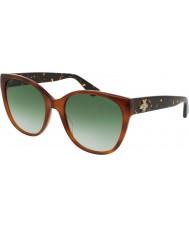 Gucci Senhoras gg0097s 003 óculos de sol