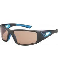 Cebe Sessão mate óculos PERFO cinza azul variochrom