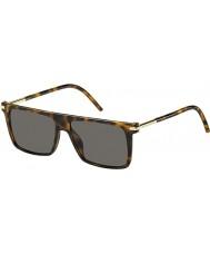 Marc Jacobs Mens marc 46-S TLR óculos 8h havana