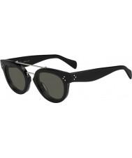 Celine Ladies cl 41043-s 807 1e óculos de sol pretos