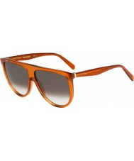 Celine Ladies cl41435 s efb z3 61 óculos de sol