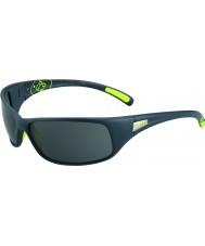 Bolle 12202 óculos de sol cinza recoil