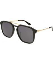 Gucci Mens gg0321s 001 55 óculos de sol