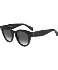 Celine Ladies cl 41049-s 807 XM óculos de sol pretos