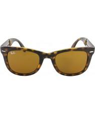 RayBan Rb4105 50 dobrar luz wayfarer da concha 710 óculos de sol