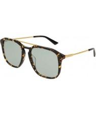 Gucci Mens gg0321s 004 55 óculos de sol