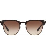 RayBan Blaze clubmaster rb3576n 41 041 13 óculos de sol