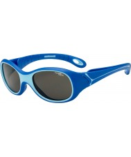Cebe S-Kimo (idade 1-3) óculos de sol azuis marinhos