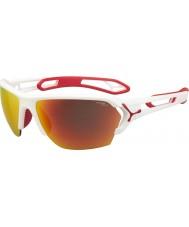 Cebe Cbstl11 s-track óculos de sol brancos