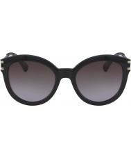 Longchamp Senhoras lo604s 001 55 óculos de sol