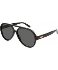Gucci Mens gg0270s 002 57 óculos de sol