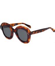 Celine Ladies cl41445 s 086 ir 46 óculos de sol