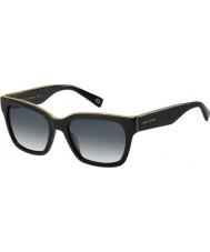 Marc Jacobs Ladies marc 163-s 807 9o óculos de sol