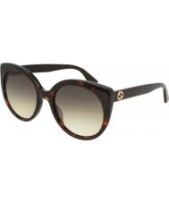 Gucci Senhoras gg0325s 002 55 óculos de sol