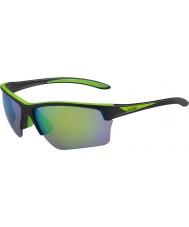 Bolle 12210 flash óculos de sol pretos