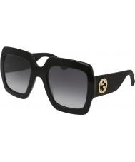 Gucci Senhoras gg0102s 001 óculos de sol