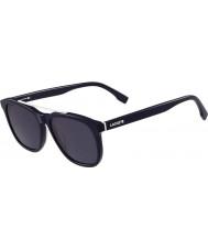 Lacoste Mens l822s óculos de sol azuis