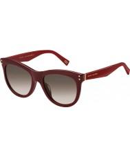 Marc Jacobs Ladies marc 118-s óculos de sol ope k8 Borgonha
