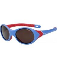 Cebe Kanga (idade 1-3) azul óculos de sol rosa