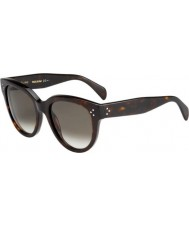Celine Ladies cl41755 086 z3 55 óculos de sol