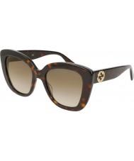 Gucci Senhoras gg0327s 002 52 óculos de sol