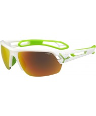 Cebe Cbstm11 s-track óculos de sol brancos