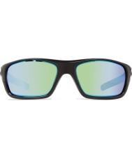 Revo guia Re4073 ii preto brilhante - verde óculos polarizados água