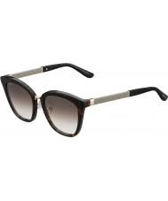 Jimmy Choo Ladies Fabry-s KBE js havana óculos de sol reluzente