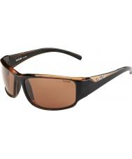 Bolle 12116 óculos de sol marrom com quilo