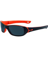 Cebe S-picy (idade 7-10) Matt óculos de sol laranja preto