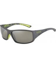 Bolle 12121 óculos de sol cinza kingsnake
