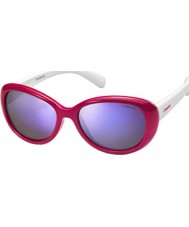 Polaroid Crianças pld8004-s T4L mf óculos polarizados vermelhos