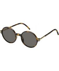 Marc Jacobs Mens marc 48-S TLR óculos 8h havana