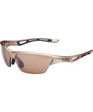 Bolle Tempest arenito brilhante dos óculos de sol de golfe modulador v3