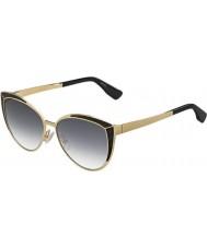 Jimmy Choo Ladies domi-s psu 9c ouro óculos escuros
