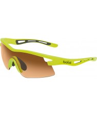 Bolle Vortex neon óculos âmbar modulador amarelo