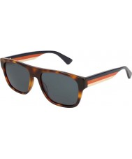 Gucci Gg0341s mens 004 56 óculos de sol
