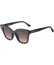 Jimmy Choo Óculos de sol da senhora Mayela-s 18r ve