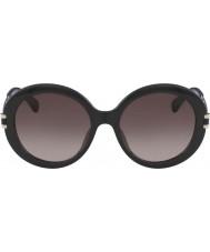 Longchamp Senhoras lo605s 001 55 óculos de sol