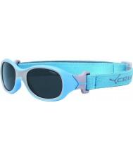 Cebe Chouka (idade 1-3) óculos de sol azuis