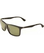 RayBan Rb4228 58 estilo de vida ativo 601-9a preto óculos polarizados