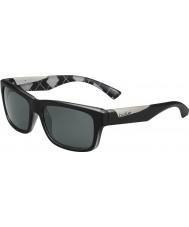 Bolle Jude mate argyle preto branco TNS óculos polarizados
