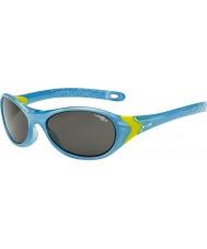 Cebe Cricket (idade 3-5) cristal óculos de sol azul cal