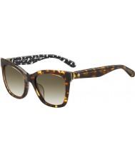 Kate Spade New York Senhoras Emmylou-S S3P óculos cc havana