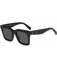 Celine Ladies cl 41411-fs 807 nr óculos de sol pretos