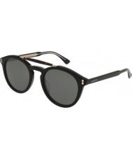 Gucci Mens gg0124s 001 óculos de sol