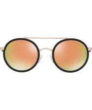Emporio Armani Mens ea2041 50 óculos de sol 30044z