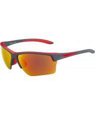 Bolle 12208 óculos de sol flash cinza