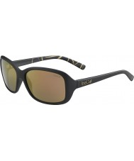 Bolle 12243 molly black sunglasses