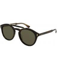 Gucci Mens gg0124s 002 óculos de sol